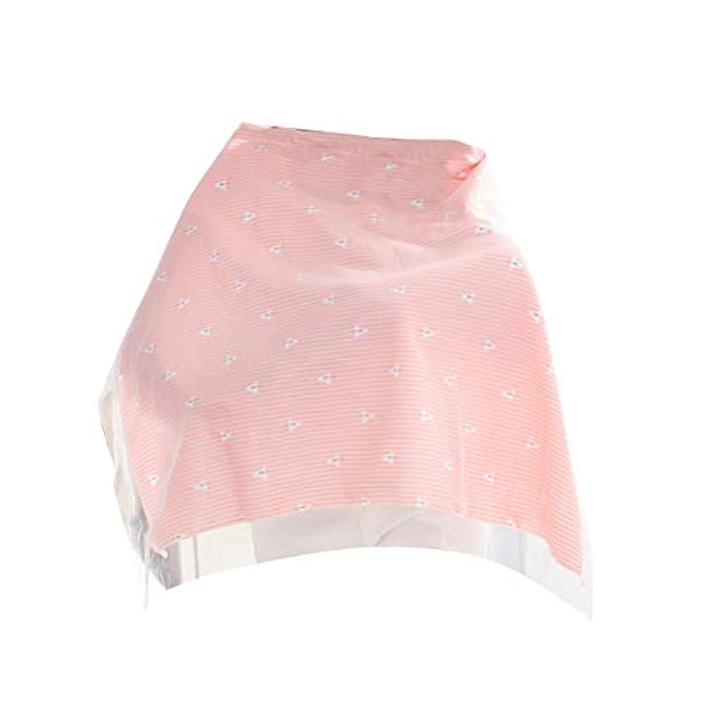 鉛の慈悲で反映するHealifty 授乳タオル授乳中の授乳用カバーブレストカバー(ピンク)
