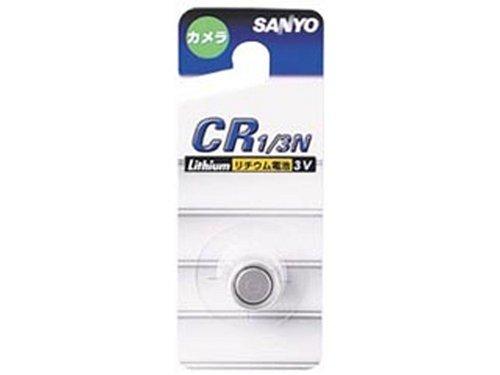 三洋電機 カメラ用リチウム電池 CR1/3N-1BP
