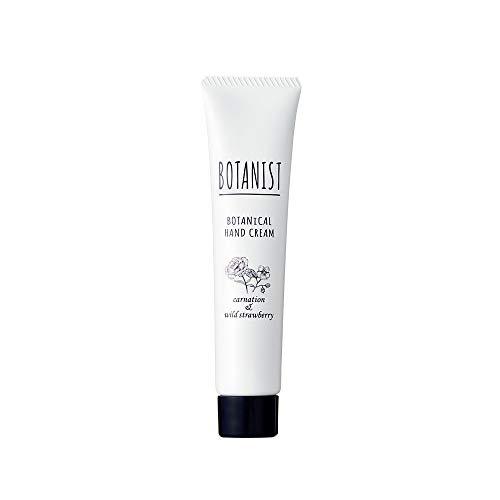 BOTANIST ボタニスト ボタニカルハンドクリーム カーネーション&ワイルドストロベリーの香り 30g