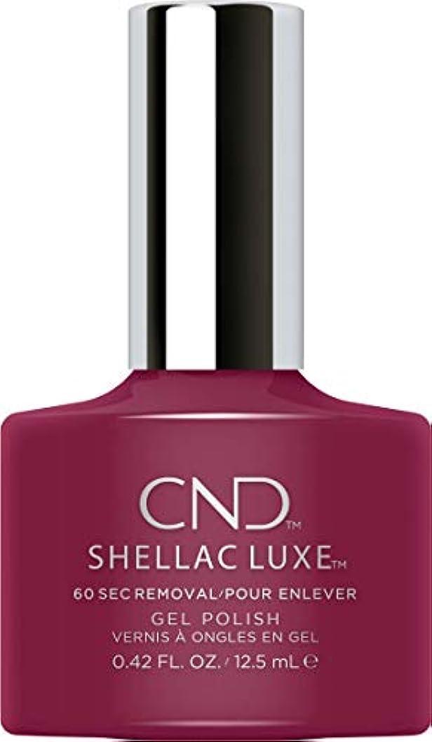 時代遅れ前任者繰り返したCND Shellac Luxe - Tinted Love - 12.5 ml / 0.42 oz