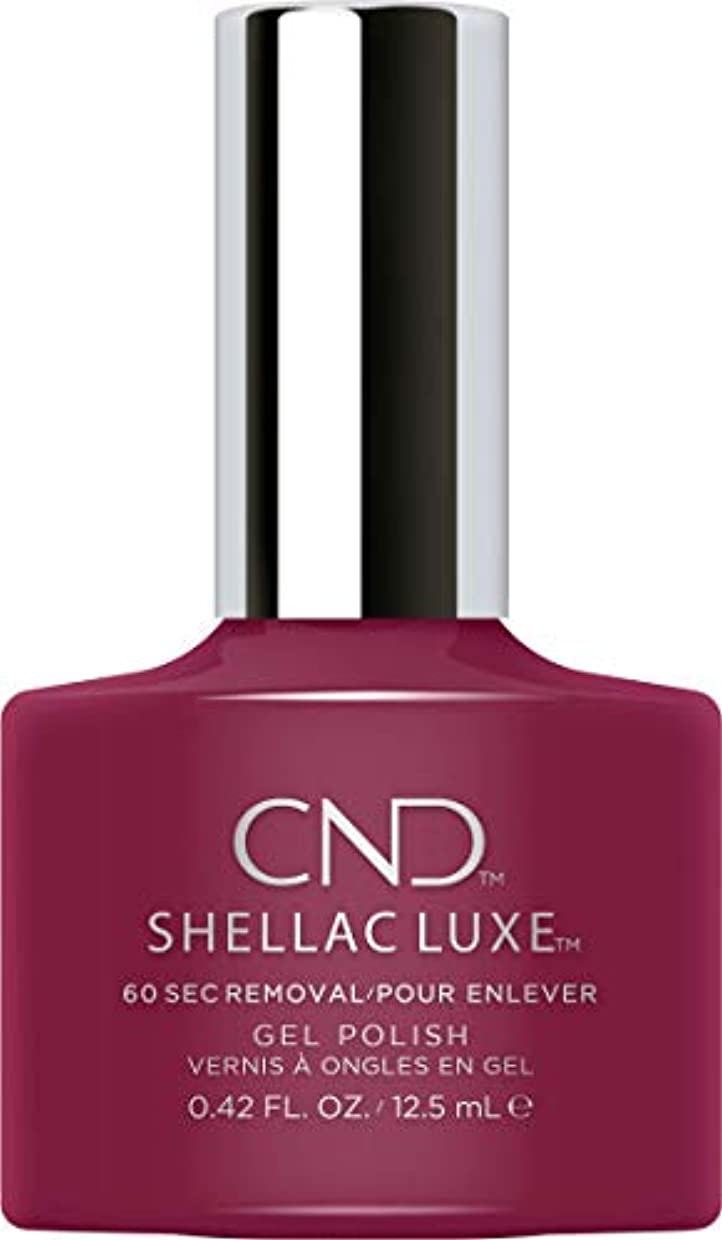有名な感嘆膜CND Shellac Luxe - Tinted Love - 12.5 ml / 0.42 oz