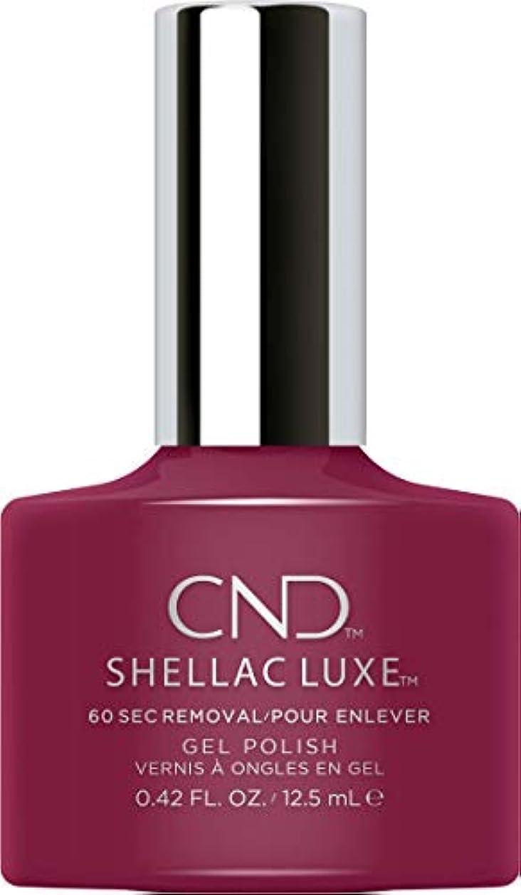 サーキュレーション皮独占CND Shellac Luxe - Tinted Love - 12.5 ml / 0.42 oz