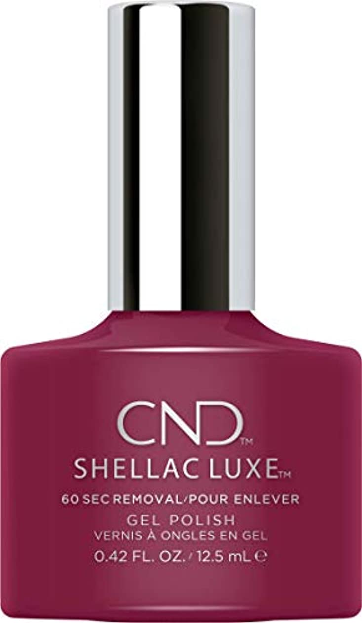 盲目暗くする注釈CND Shellac Luxe - Tinted Love - 12.5 ml / 0.42 oz