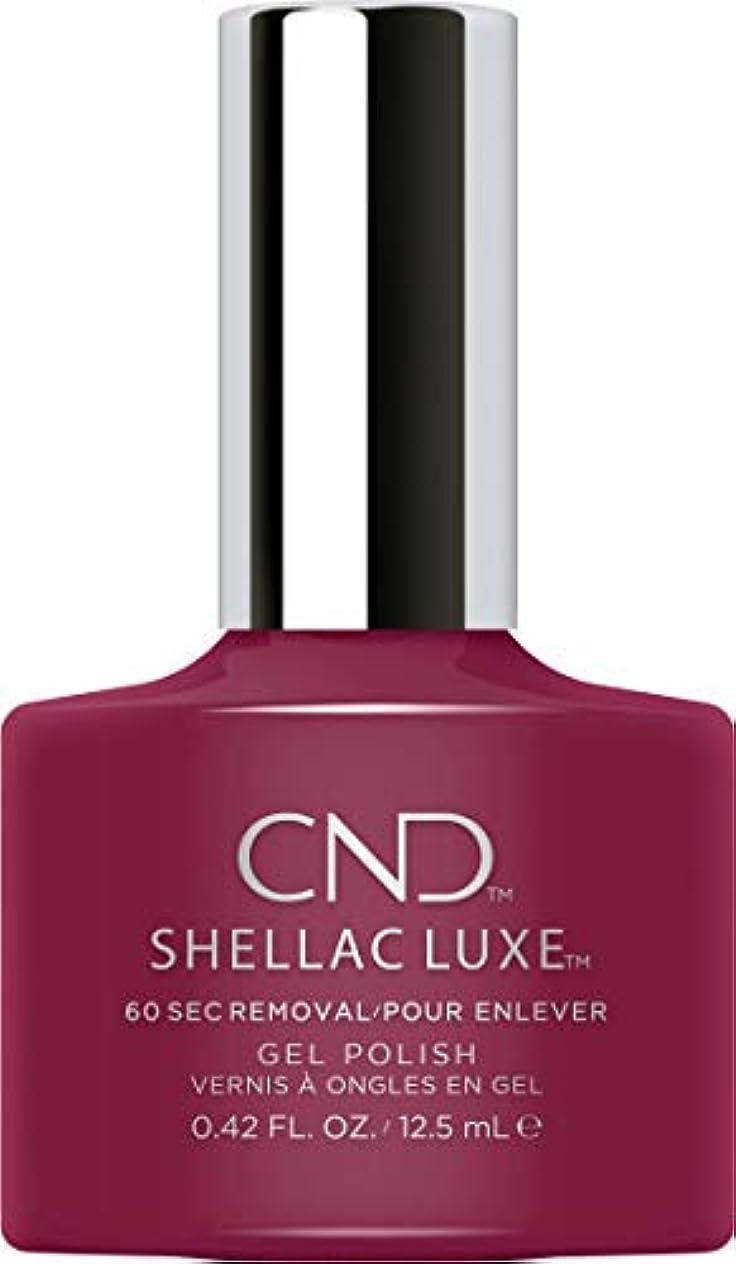ソートキリスト教ぴかぴかCND Shellac Luxe - Tinted Love - 12.5 ml / 0.42 oz