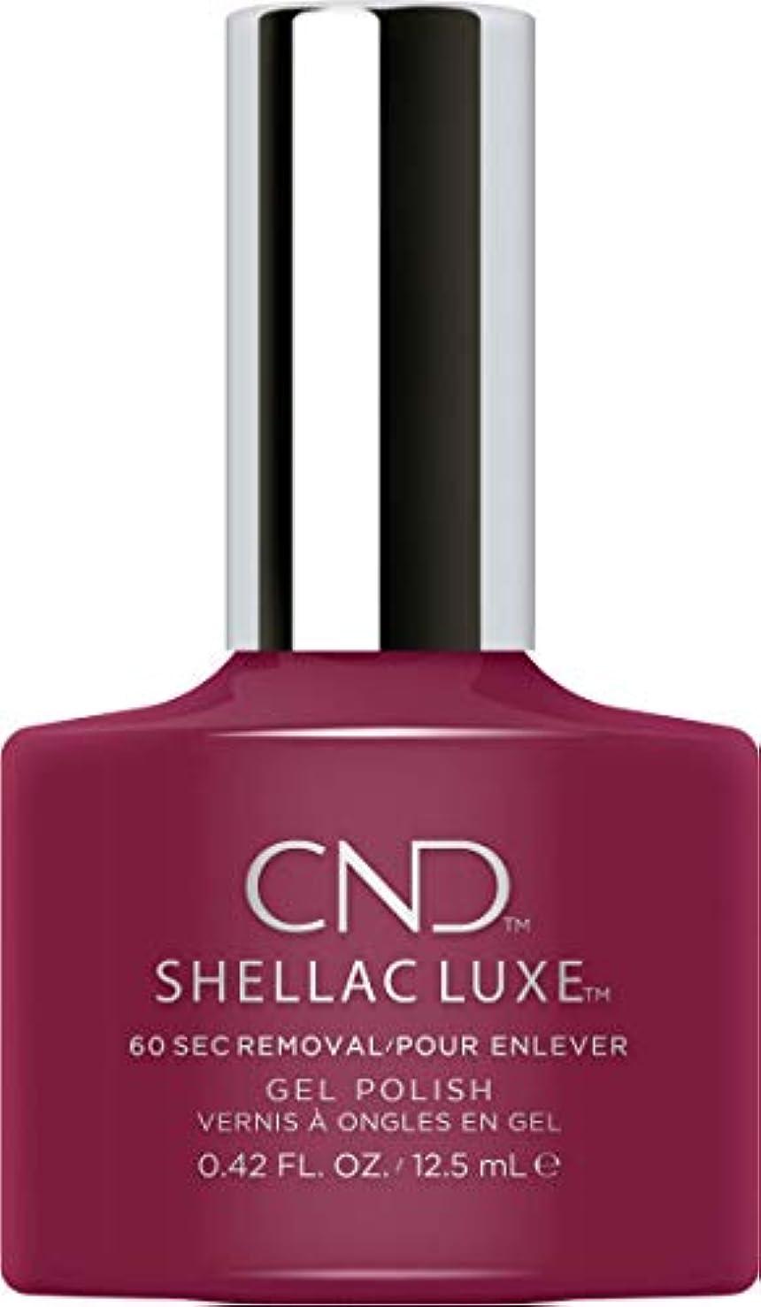 口頭実際にアサートCND Shellac Luxe - Tinted Love - 12.5 ml / 0.42 oz
