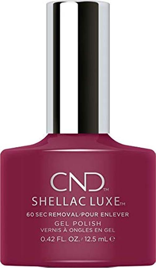 トマト百予想外CND Shellac Luxe - Tinted Love - 12.5 ml / 0.42 oz