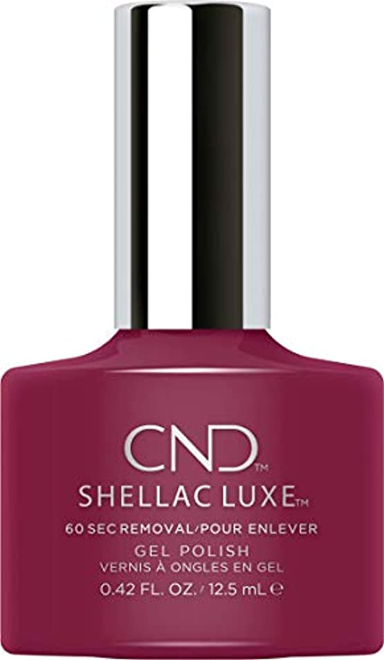 グリース委員会つぼみCND Shellac Luxe - Tinted Love - 12.5 ml / 0.42 oz