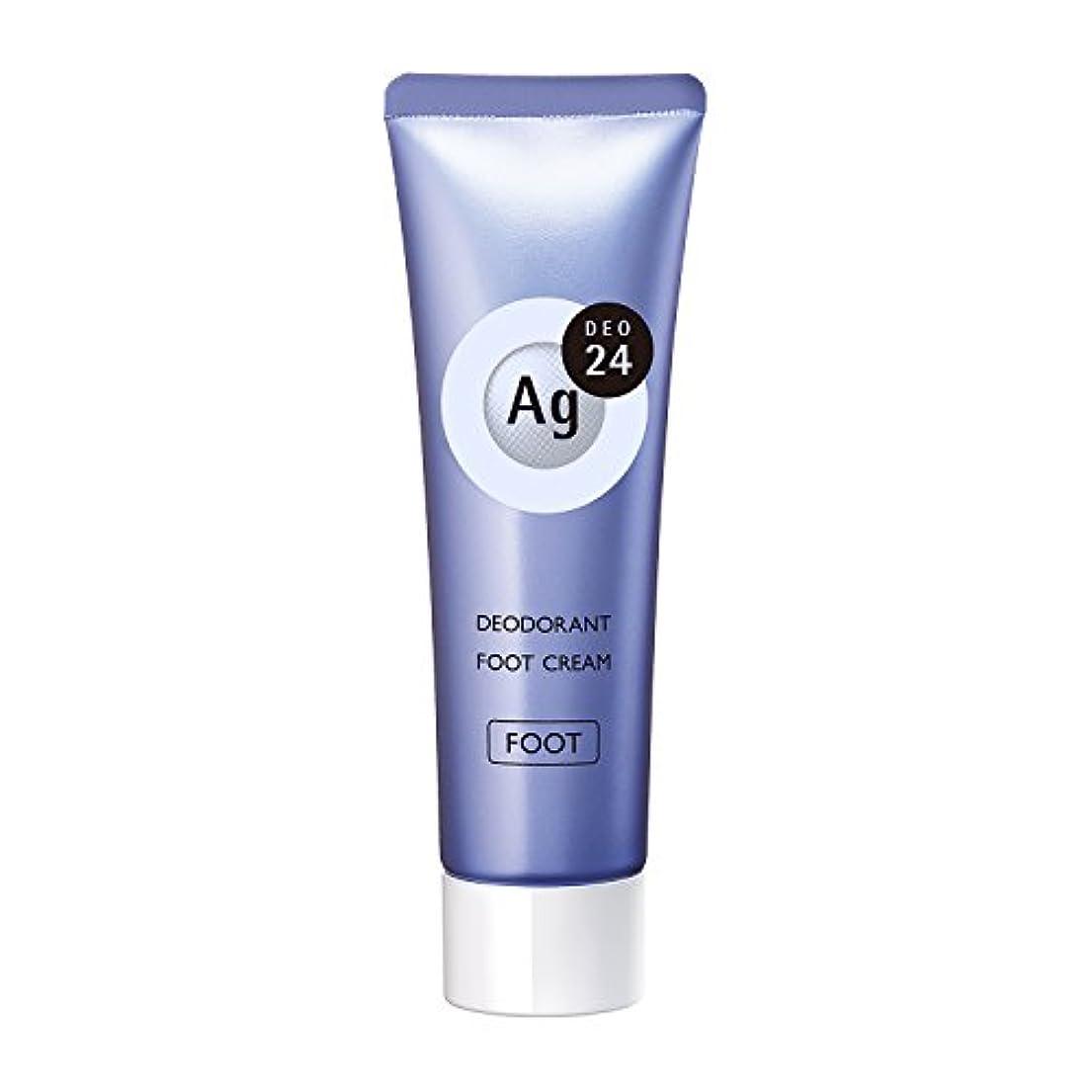 バラ色パトロン剥ぎ取るエージーデオ24 デオドラントフットクリーム 30g (医薬部外品)