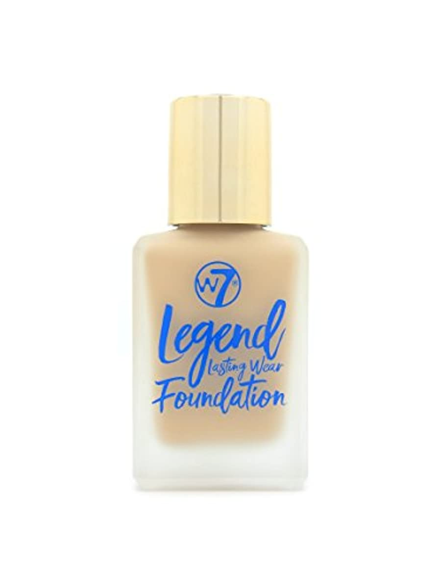 うがい薬科学的手錠Legend Lasting Wear Foundation - Sand Beige