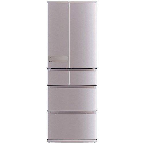 三菱 冷蔵庫 プレミアムフレンチモデル センター開き 517L ローズゴールド MR-JX52A N