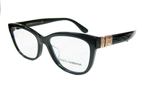 DOLCE&GABBANA ドルチェ&ガッパーナ メガネ フレーム DG3290F-501-54 ブラック
