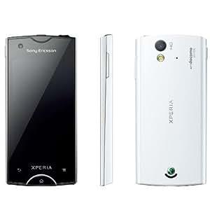 Sony Ericsson FOMA SO-03C XPERIA RAY White(W)