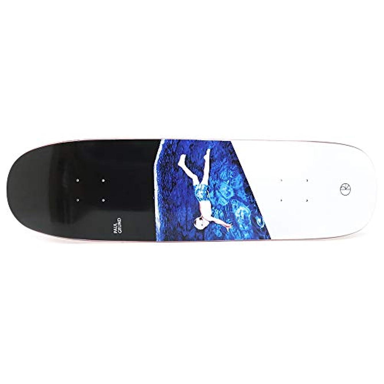 承認火炎調和のとれたPOLAR DECK ポーラー デッキ PAUL GRUND MIDNIGHT DIP P9 SHAPE 8.625 スケートボード スケボー SKATEBOARD