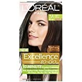 L'Oreal Paris Excellence To-Go 10-Minute Cr?N?Nme Coloring, Medium Ash Brown 5A by L'Oreal Paris Hair Color [並行輸入品]