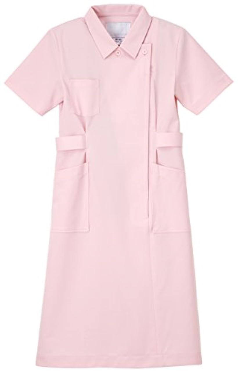 配送ブランド名第三ナガイレーベン NAGAILEBEN 看護衣半袖 HS-992(S) ピンク