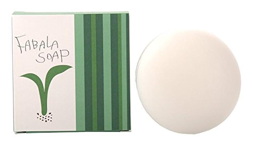 談話スリップシューズ団結FABALA SOAP(ファバラ ソープ)