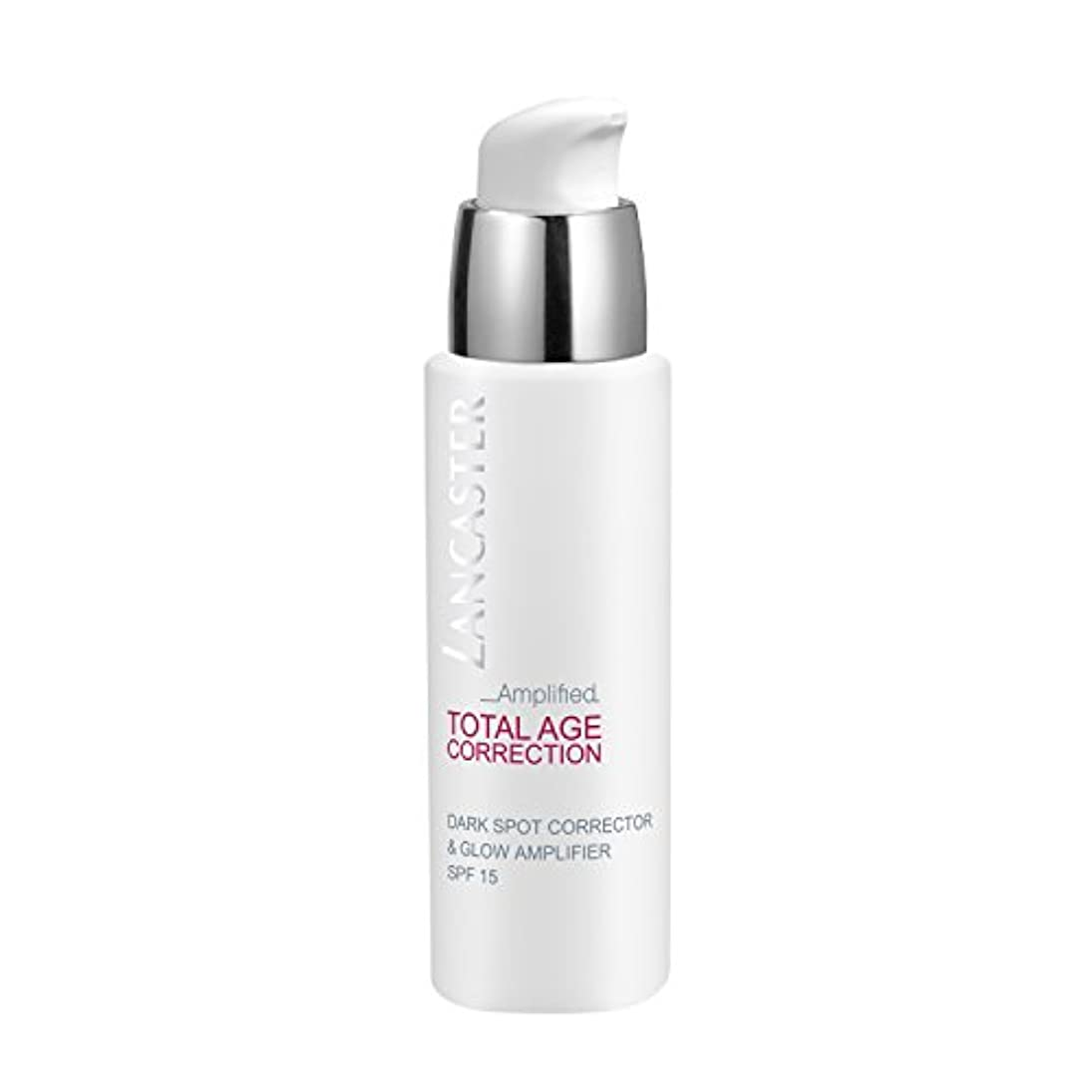 ランカスター Total Age Correction Amplified - Dark Spot Corrector & Glow Amplifier SPF15 30ml/1oz並行輸入品