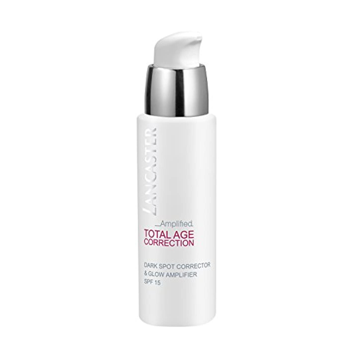 水分設置値ランカスター Total Age Correction Amplified - Dark Spot Corrector & Glow Amplifier SPF15 30ml/1oz並行輸入品