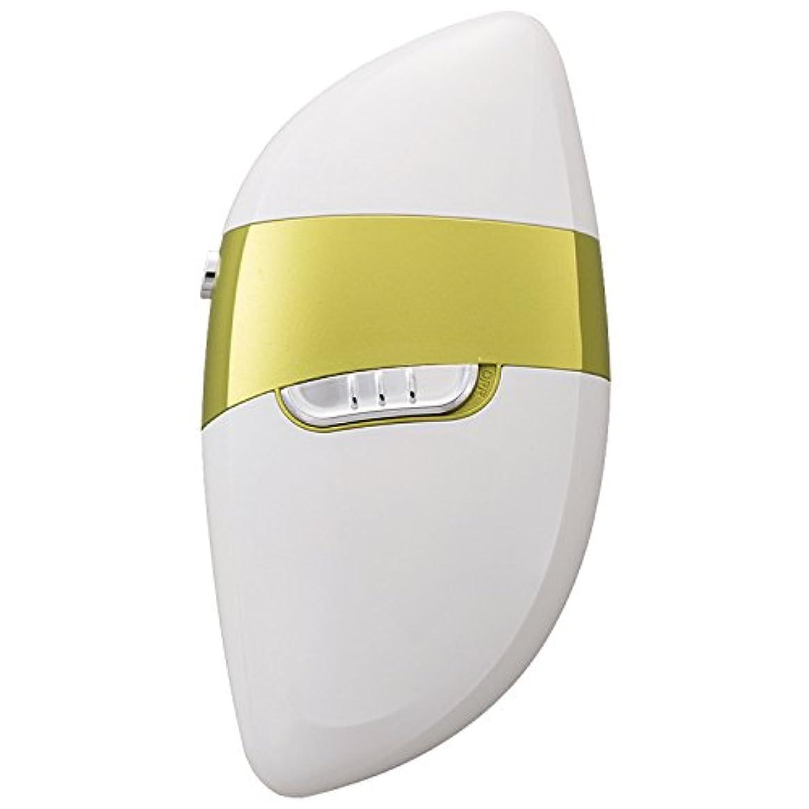 すべきミント対抗マリン商事 電動爪切り Leaf 角質ローラー付 EL-50176