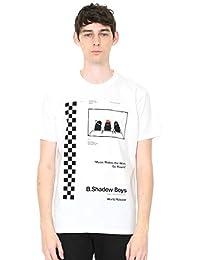 (グラニフ) graniph Tシャツ ビューティフルシャドー ボーイズ (ホワイト) メンズ レディース (g01) (g14)