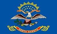 国旗 アメリカ ノースダコタ州旗 90×150cm