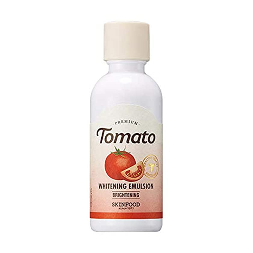 移行粘り強いスパークSkinfood プレミアムトマトホワイトニングエマルジョン/Premium Tomato Whitening Emulsion 160ml [並行輸入品]