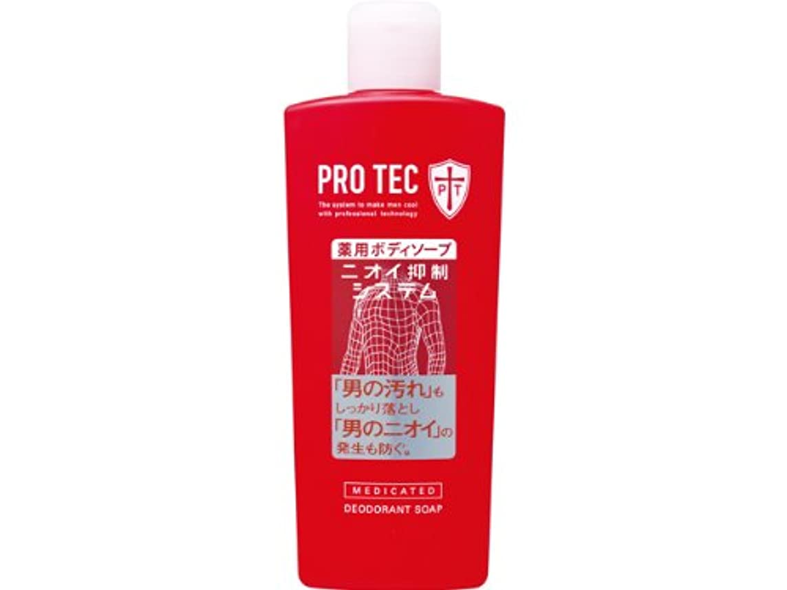 いつしばしば学部長PRO TEC(プロテク) デオドラントソープ 300ml