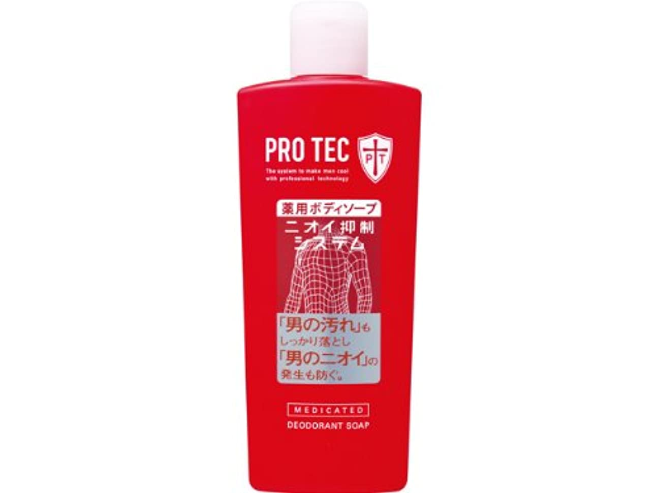 締め切り全国ペンスPRO TEC(プロテク) デオドラントソープ 300ml