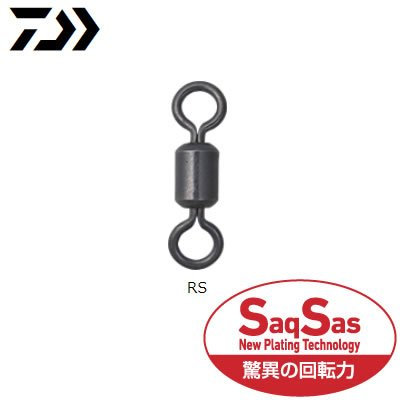 ダイワ クーポン対象商品 フィッシングツール DスイベルSS ローリングスイベル 徳用 #4 クーポンコード:V6DZHN5