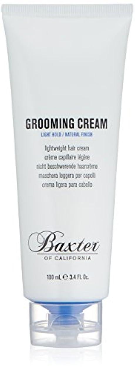 ジュースプレゼンテーションマリンバクスターオブカリフォルニア Grooming Cream (Light Hold / Natural Finish) 100ml/3.4oz並行輸入品