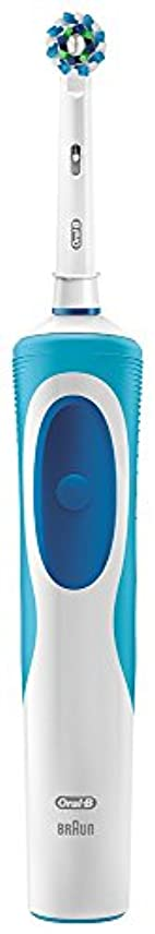 識別アドバンテージ経度ブラウン オーラルB 電動歯ブラシ すみずみクリーンEX 1モードタイプ D12013AE