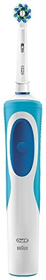 反毒ふつう傾向があるブラウン オーラルB 電動歯ブラシ すみずみクリーンEX 1モードタイプ D12013AE D12013AE