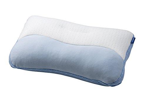 西川リビング 枕 ブルー 36×55cm ピロギャラリー