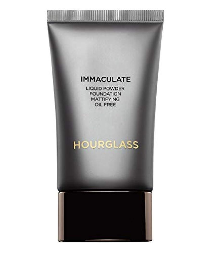 剛性石油はしごアワーグラス Immaculate Liquid Powder Foundation - # Natural 30ml/1oz並行輸入品