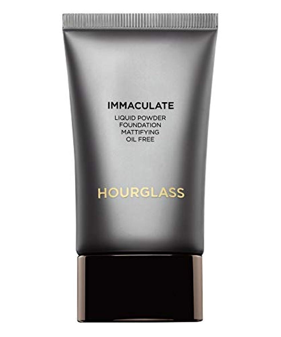 財政宿彼女はアワーグラス Immaculate Liquid Powder Foundation - # Natural 30ml/1oz並行輸入品