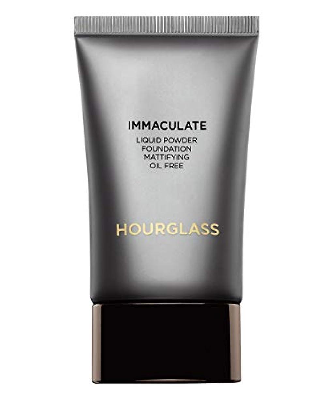 正しい混乱土アワーグラス Immaculate Liquid Powder Foundation - # Natural 30ml/1oz並行輸入品