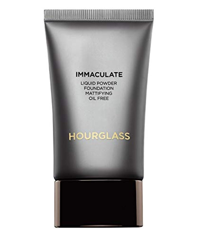 成功悲しむ貫通するアワーグラス Immaculate Liquid Powder Foundation - # Natural 30ml/1oz並行輸入品