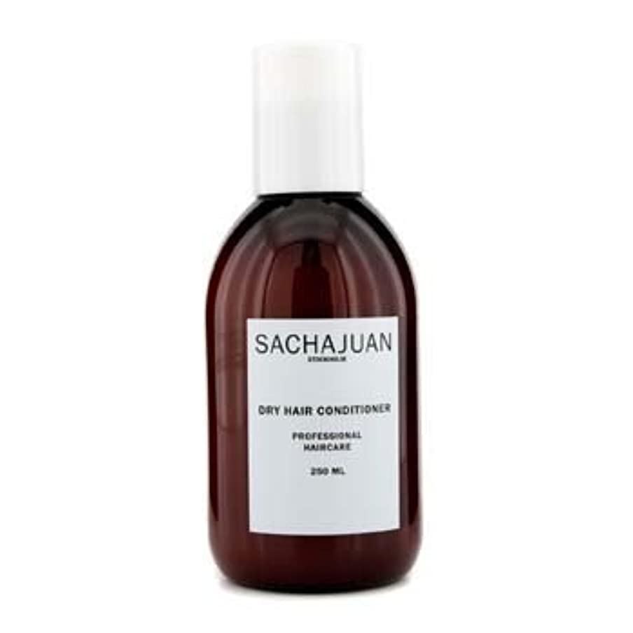 読書遅らせるジョガー[Sachajuan] Dry Hair Conditioner (For Treated and Dry Hair) 250ml/8.4oz