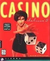 Casino Deluxe 2- Win 3.1 & Win 95 Cd-rom Free Laptop Version & Internet Play [並行輸入品]