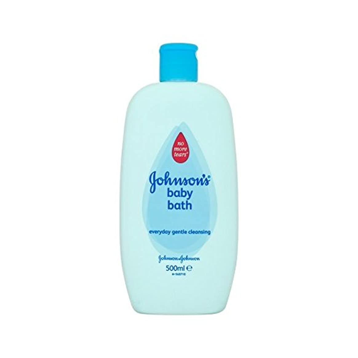 マラドロイト発明する正義バス500ミリリットル (Johnson's Baby) (x 6) - Johnson's Baby Bath 500ml (Pack of 6) [並行輸入品]