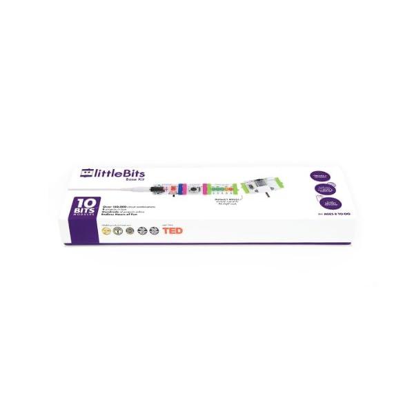 littleBits 電子工作 組み立てキット...の紹介画像2