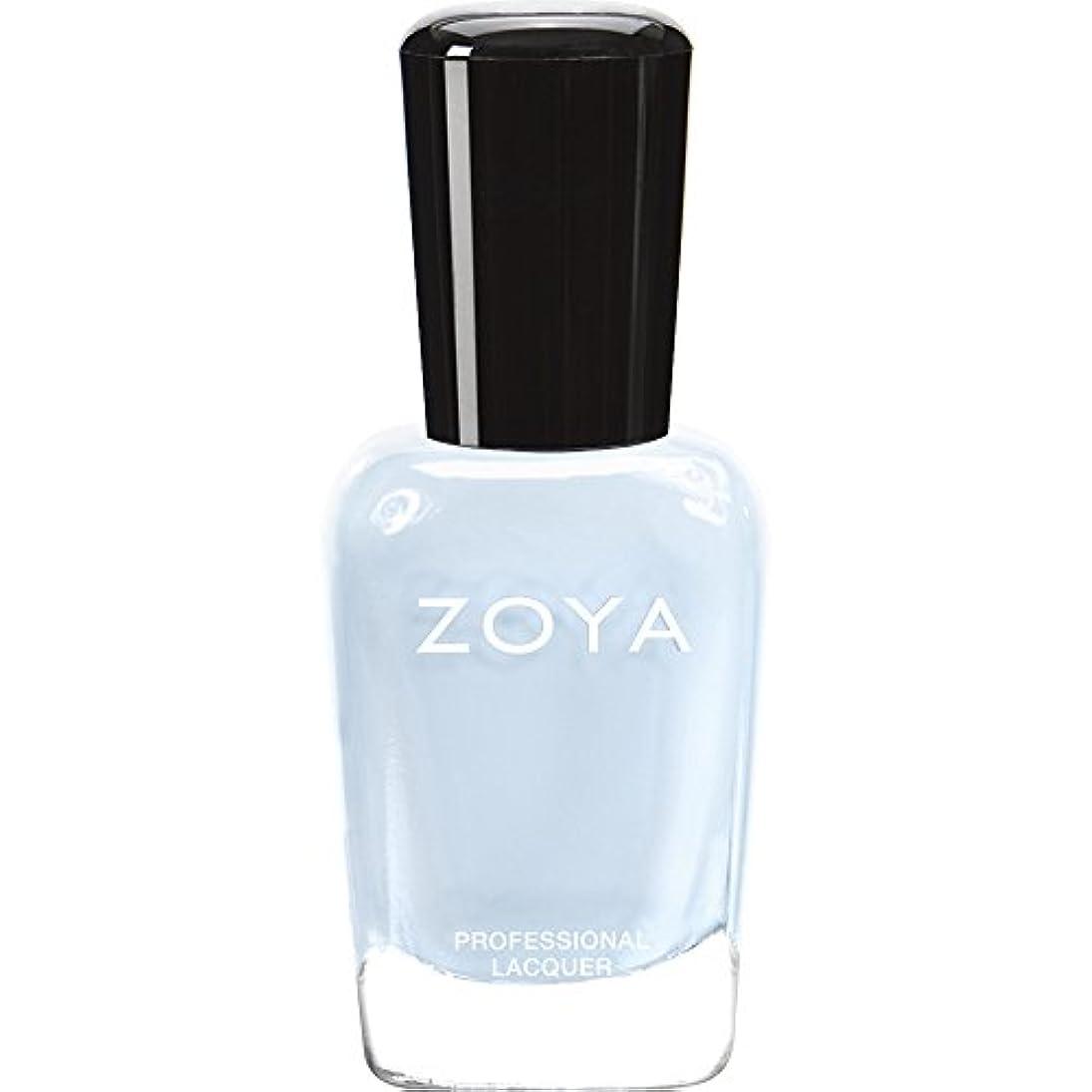 タイムリーなグレートオーク好ましいZOYA ゾーヤ ネイルカラー ZP653 BLU ブルー 15ml  2012 LOVELY COLLECTION 光沢のある淡いベビーブルー マット 爪にやさしいネイルラッカーマニキュア