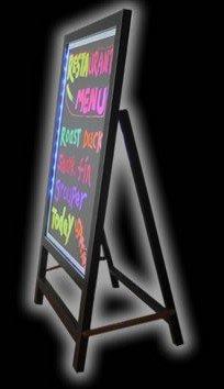 宣伝 LED ボード 看板 電光掲示板 メニュー ブラックボード