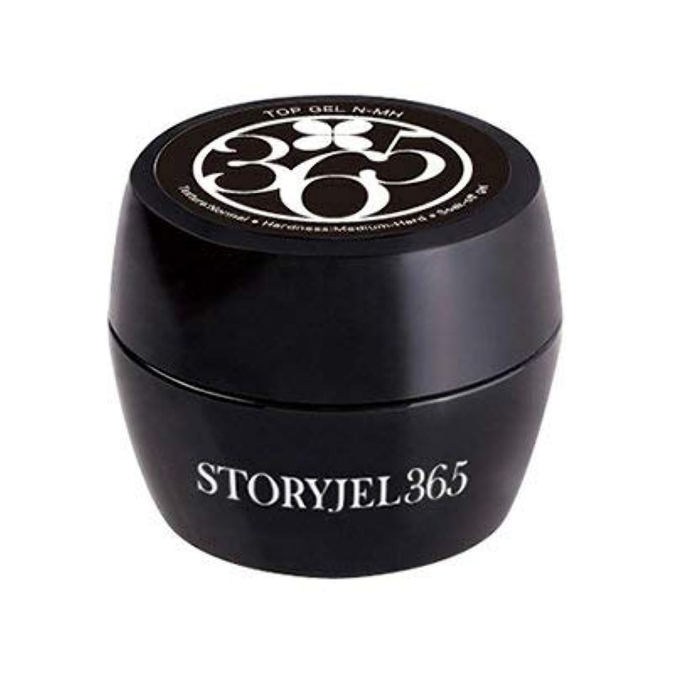 石灰岩ミュート人間STORYJEL365 トップジェル 15g (ストーリージェル) SJ-TOP-NMH-D