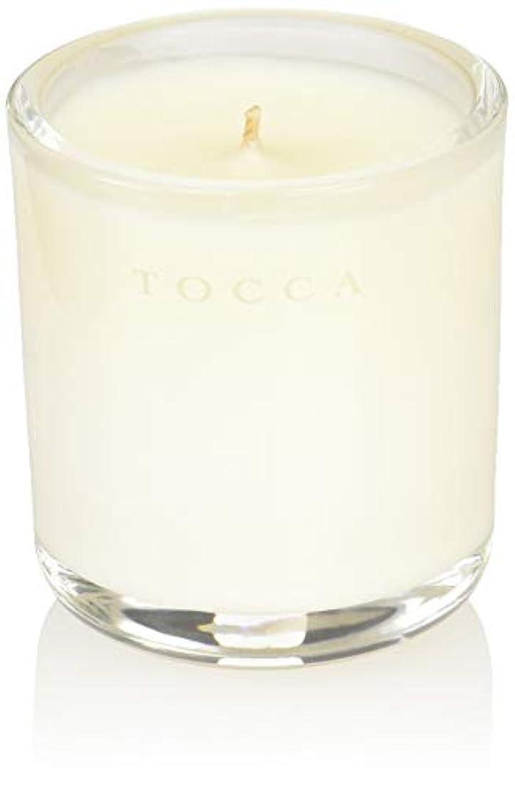 トチの実の木動脈時刻表TOCCA(トッカ) ボヤージュ キャンデリーナ カプリ 85g (ろうそく 芳香 柑橘とメロンの魅惑なシトラスな香り)