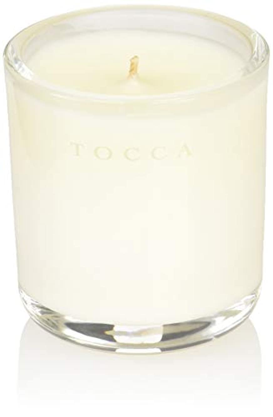 最近女優特権TOCCA(トッカ) ボヤージュ キャンデリーナ カプリ 85g (ろうそく 芳香 柑橘とメロンの魅惑なシトラスな香り)