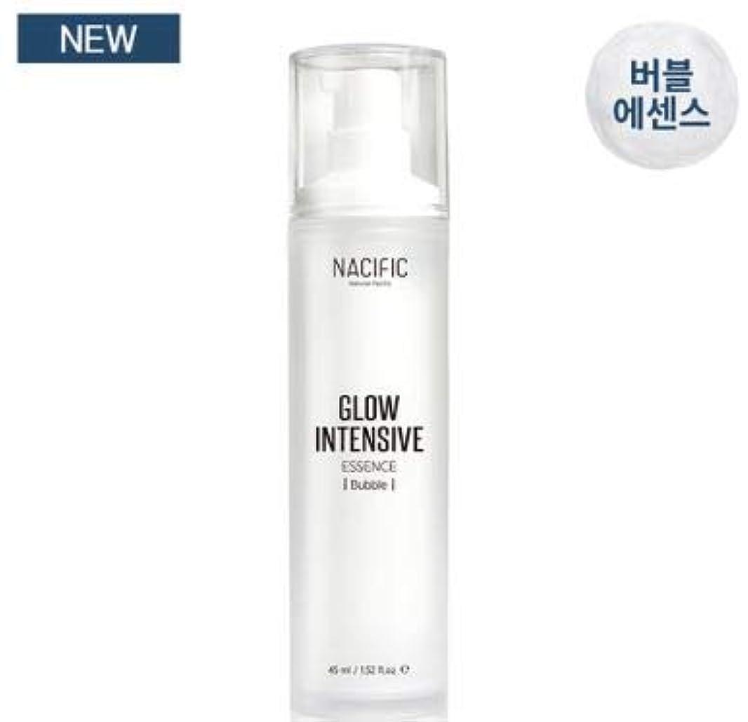 重さ月可能にする[NACIFIC] Glow Intensive Bubble Essence 45ml/[ナシフィック]グローインテンシブバブルエッセンス45ml [並行輸入品]