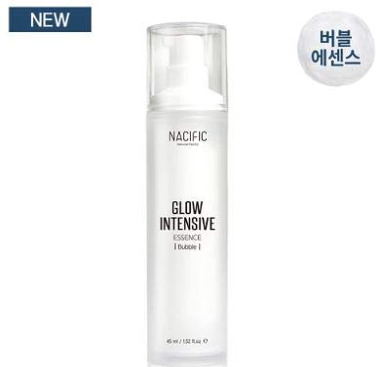 水素教義駐地[NACIFIC] Glow Intensive Bubble Essence 45ml/[ナシフィック]グローインテンシブバブルエッセンス45ml [並行輸入品]
