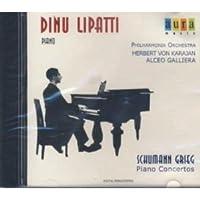 Schumann/Grieg:Piano Concertos