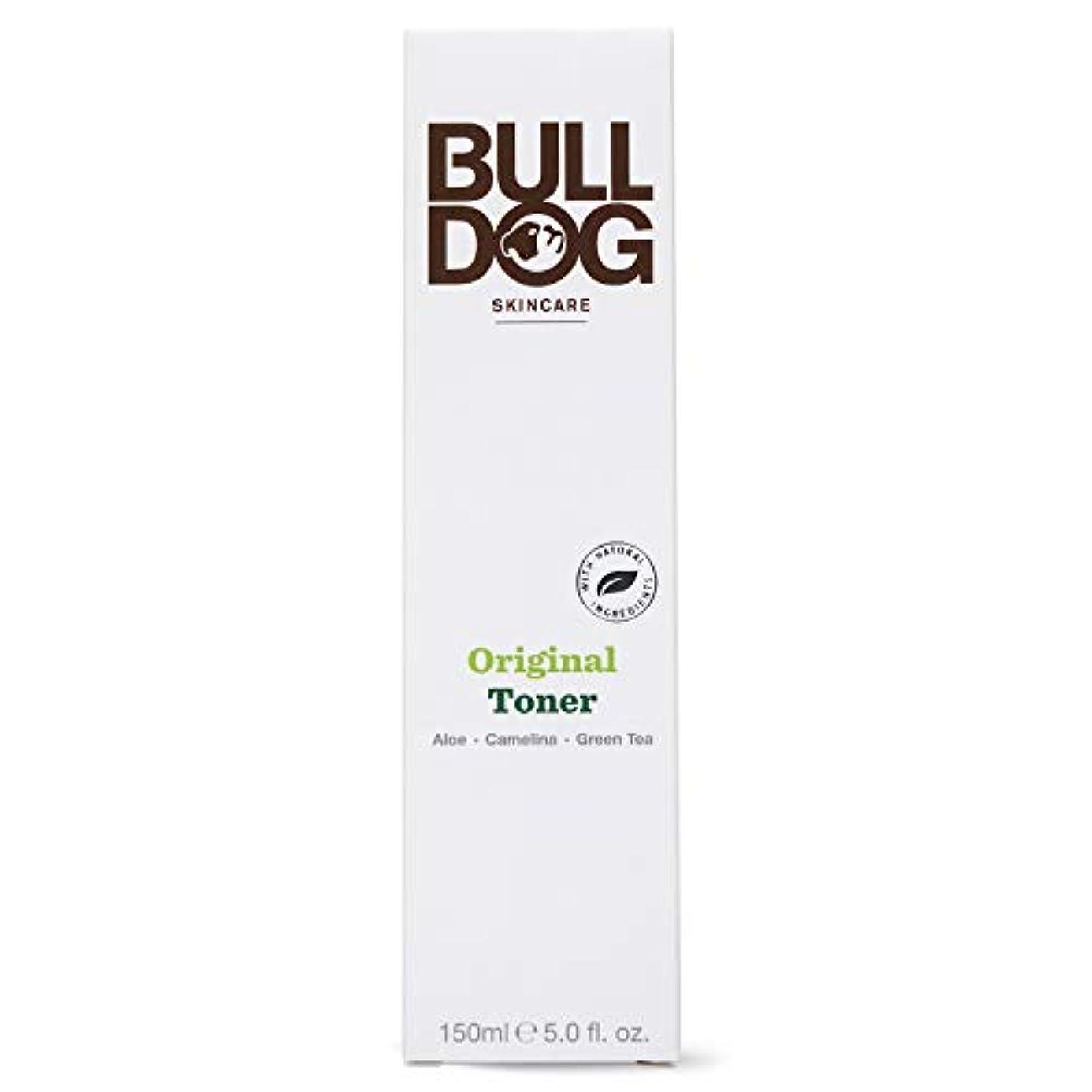 商人しかしながら写真Bulldog(ブルドッグ) ブルドッグ Bulldog オリジナル トナー 化粧水 150ml 肌をすっきり なめらかに